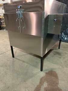 Semo Smokers Llc 48 x48 Insulated Rotisserie Smoker Ask About Nsf Model