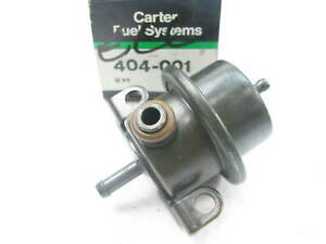 Carter 404 001 Fuel Pressure Regulator 1986 1993 Dodge Chrysler 2 2l I4 Turbo