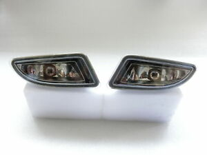 Right Lift Sides Fog Light Lamps For 2004 2005 2006 Mitsubishi Lancer