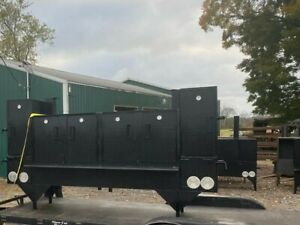 Restaurant Pitmaster Build Your Own Bbq Smoker Grill Trailer Food Truck Catering