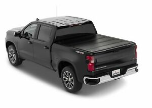 Leer Hf650m Hard Trifold Tonneau Cover Fits 2015 2020 Ford F 150 5 6 Bed