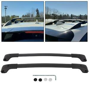 For 18 21 Subaru Crosstrek Cross Bars Roof Rack Rail Set Replace E361sfl400