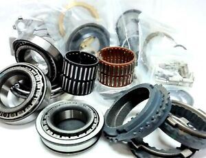 Bearing Kit For World Class T5 Transmission Ford Chevy M 7000 a Bk5 wcj