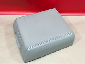 2007 2014 Ford Expedition Center Console Lid Top Armrest Grey