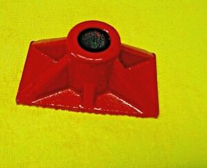 Flat Base Adapter For 4 Ton Porta Power Auto Body Dent Removing Set Snap Type