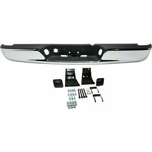 New Rear Step Bumper Assembly For 2004 2009 Dodge Ram 1500 2500 3500 Ships Today
