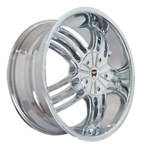 4 G37 20 Inch Chrome Rims Fits Toyota Camry 4 Cyl 2012 18