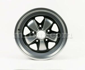 For Porsche 911 Wheel 6x16 Reproduction Fuchs Made In Italy