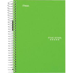 Mead Five Star Wirebound Subject Notebook 5 Subject s 180 Sheets 360