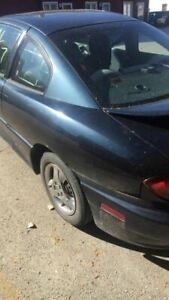 Seat Belt Front Bucket Sedan Driver Buckle Fits 00 05 Cavalier 3288469