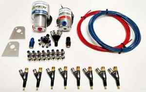 Speedtech Tech 1 Spider Direct Port Fogger Kit Drag Racing Nitrous Soft Line
