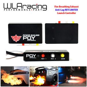 Pqy Power Builder Exhaust Flame Thrower Rev Limiter Launch Control Chip Drift