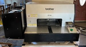 Brother Gt 541 Digital Garment Printer Used Still Prints Heads Need To Check