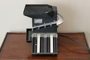 Kwik Silver Rebcor Vintage Bank Commercial Coin Change Counter Sorting Machine