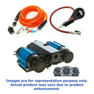 Arb 12 Volt Twin Air Compressor Tire Inflation Kit Digital Tire Inflator