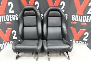 Gen 2 1996 2002 Dodge Viper Seat Set Bucket Project Hot Rod Seats G22