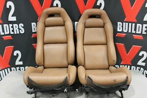 Gen 1 1992 1995 Dodge Viper Seat Set Bucket Project Hot Rod Seats G17