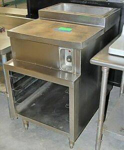 Apw Wyott Electric Steam Table Tn 90 208 240v Stainless Steel Kit 20 001