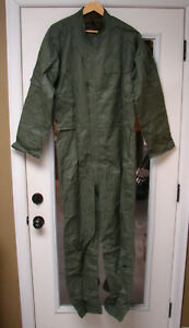 New Military Coverall Chemical Protective Suite Jpace Type 1 Flame Resistant