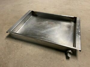 Henny Penny Genuine Scr 6 Chicken Rotisserie Oven Drain Drip Pan Replacement