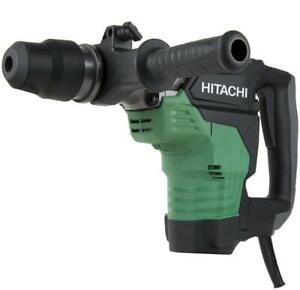 Hitachi Metabo Htp Dh40mcm 1 9 16 Sds max Rotary Hammer W case New