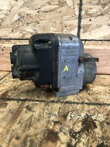 Antique Fairbanks Morse Tupe J 4a11 4 Cylinder Magneto Tractor