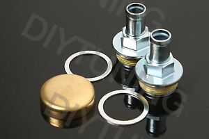 Genuine Oem Honda B series Oil Catch Can Installation Joint Fitting Hardware Kit