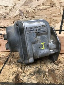 Antique Fairbanks Morse Oh4b3a Magneto Tractor