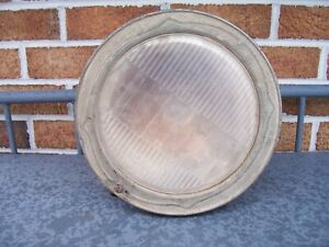 Vintage Brass1928 Buick Tilt Ray Lense Made By Guide