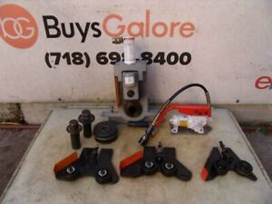 Gruvlok Hydraulic Roll Groover Model 3006c Great Shape Used With Ridgid 300