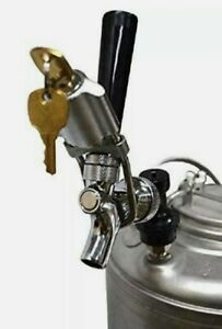 New Draft Beer Tap Lock Keys Wrap Around Stop Drinkers For Perlick 630 Faucets