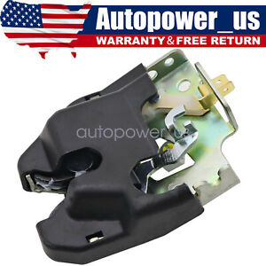New Trunk Latch Lock Lid Fits For 2001 2005 Honda Civic 74851 S5a 013 Us