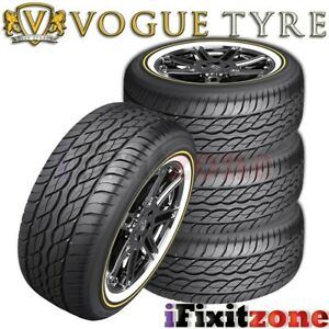 4 Vogue Tyre Custom Built Radial Xiii Sct 275 55r20 117h Xl Performance Tires