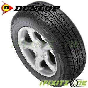 1 New Dunlop Sp Sport 5000 P245 45r18 96v All Season Performance Tires