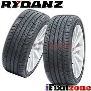 2 Rydanz Raleigh R06 215 70r15 98t Tires All Season Performance 50k Mile