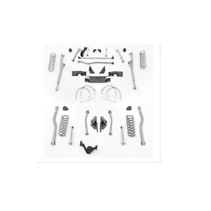 Rubicon Express For 07 18 Jeep Wrangler 4 5 x4 5 Extreme Duty Long Arm Lift Kit