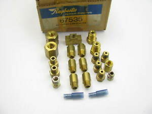 Mico Dualock Electric Trailer Brake Brake Lock System Fittings Hardware Kit