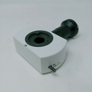 Olympus Microscope U trus Side Camera Port For Bx Series