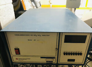 Thermo Environmental 42 Chemiluminescence No no2 nox Analyzer