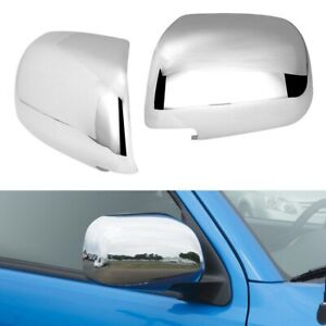 For 2005 2006 2007 2008 2009 2010 2011 Toyota Tacoma Full Chrome Mirror Covers