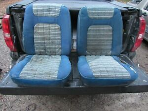 Ford Bronco Bucket Seats 1970 S Eary 80 S