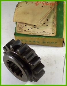 A2623r John Deere A Transmission 5th 6th Speed Sliding Pinion New Old Stock