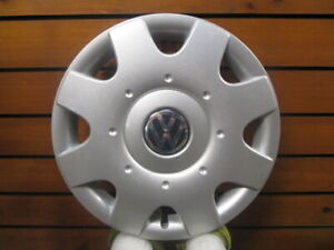 Vw Volkswagen Beetle Passat Genuine Oem16 Hubcap Wheel Cover 1c0 601 147 D