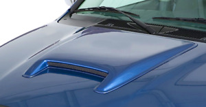 For Ram Charger Challenger F150 F250 Durango Universal Abs Paintable Hood Scoop