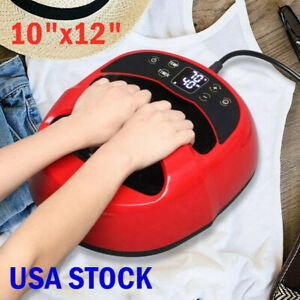 Usa Portable Iron T shirt Heat Press Transfer Printing Machine