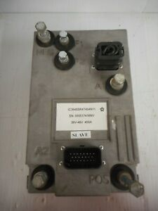 General Electric Controller P n Ic3645sr4t404n11 From Hyster J35xmt2 Fork Lift