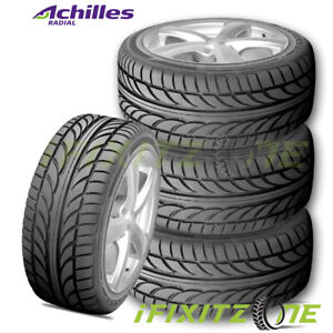 4 Achilles Atr Sport Ultra High Performance 245 35zr20 95w Xl 400aaa Tires