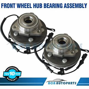 Front Wheel Bearing Hub Assembly For Ford Explorer Mercury Mountaineer 2006 10