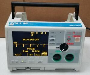 Zoll M Series Biphasic Patient Monitor B344p