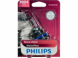 For 1989 1995 Subaru Justy Headlight Bulb High Beam And Low Beam Philips 57652xr